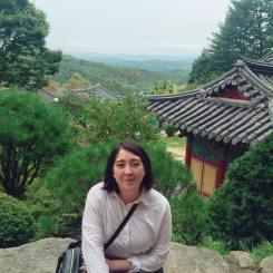 Recorriendo los alrededores de Gyeongsan
