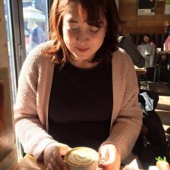 Cómo no amar ir a las cafeterías en Corea!